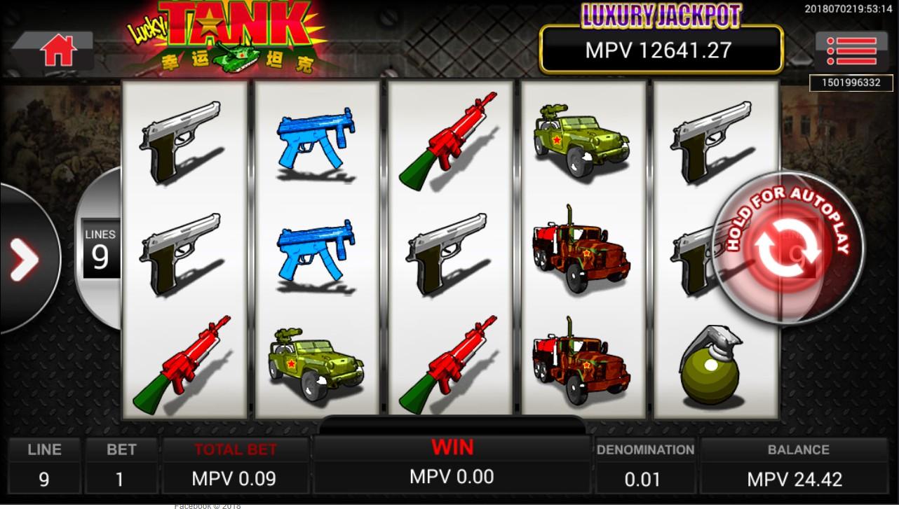 Lucky Tank